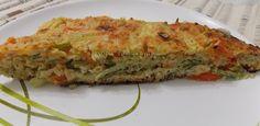Torta Salgada de Legumes - Na Biroskinha