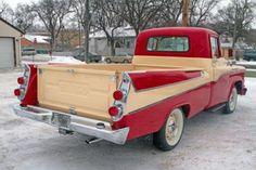 1958 Fargo Sweptside