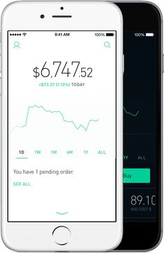 Robinhood Zero commission stock trading. Stop paying up to $10 for every trade.