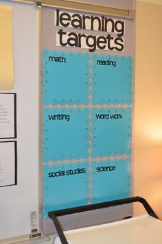 dandelions and dragonflies: classroom set up