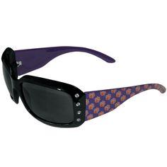 Clemson Tigers Ladies Designer Sunglasses