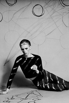 vezzipuss.tumblr.com — David Bowie, Photo's @ Steve Schapiro, Circa 75 〰️