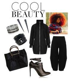 """Beauty"" by blackorchid811 on Polyvore featuring Kekoo, Inga, Lana, Hermès, Bernard Delettrez, Elie Tahari and plus size clothing"