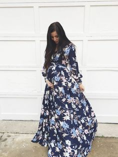 Modest Maternity Dress Maternity Dress Outfits, Stylish Maternity, Pregnancy Outfits, Maternity Wear, Maternity Fashion, Modest Fashion, Modest Dresses, Modest Outfits, Mom Dress