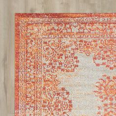 You'll love the Havana Orange Area Rug at Wayfair - Great Deals on all Décor products with Free Shipping on most stuff, even the big stuff.