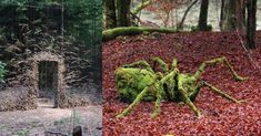 15 Werke, die Kunst und Natur verschmelzen. via @GenialeTricks Outdoor Art, Land Art, Vineyard, Life Hacks, Blog, Art Sculptures, Statues, Environment, Abstract