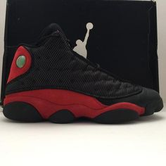 Nike Air Jordan 13 XIII Retro Bred Size 13 6ea062316