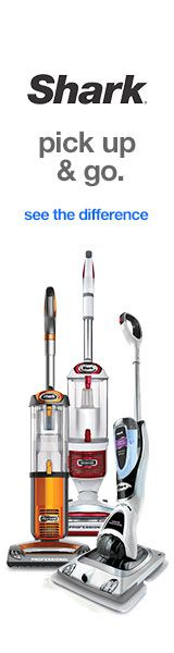 Learn more about Shark vacuums