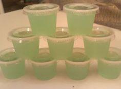 "Coconut Melon Ball Jello Shots www.LiquorList.com ""The Marketplace for Adults with Taste"" @LiquorListcom #LiquorList"