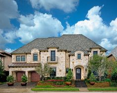 Exteriors - traditional - exterior - dallas - Platinum Series by Mark Molthan