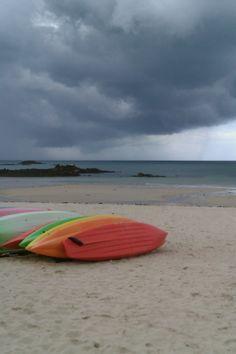 Beach - Herm Island
