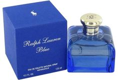 Ralph Lauren Blue Perfume. Discontinued in some areas but well worth it if you can find it :)