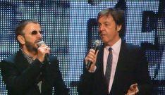 * Ringo Starr e Paul Mcartney *  2009. From England.