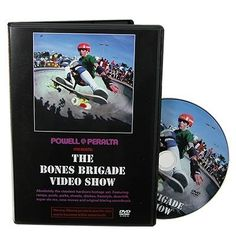 Powell Peralta Bones Brigade Video Show DVD by Powell-Peralta. $14.46. This is the first of the famous Bones Brigade Videos. It was filmed at the beginning of the 1980s skateboard boom and was intended to show new skaters what had been going on in the sport during and after the 1979-1983 dark ages when very few skaters remained loyal to the sport. Features: BBV1 features ramps, pools, parks, streets, ditches, freestyle (does anyone remember that?), downhill, s...