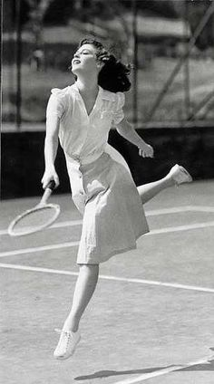 Ava ((what I wish I looked like playing tennis))