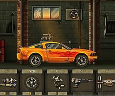 Racing >> Earn to Die 2012 - Arcade Town for Fun
