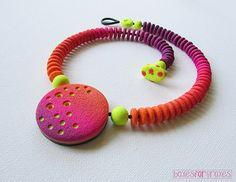 Electric series - necklace v | by boxes for groxes