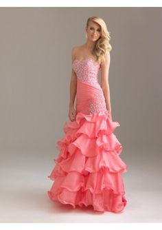 30 best Beautiful dresses images on Pinterest | Formal ...