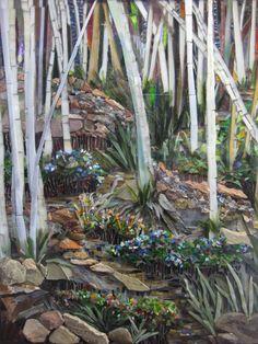 Mosaics of Laura Rendlen