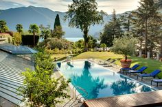 Villa Josephina, Como Lake, Italy ^