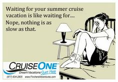 Cruise Vacation! Countdown to summer!