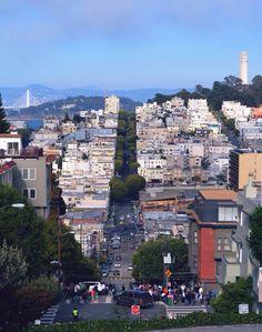 San Francisco love by Mateus William