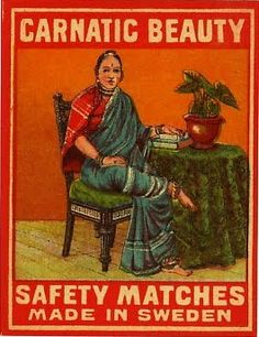 Vintage India, Match Making, Art Deco Fashion, Textiles, Cover, Safety, Painting, Graphics, Tattoo
