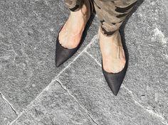 Vicky été Jeans Pointy Flats, Jeans, Pink, Shoes, Fashion, Moda, Shoes Outlet, Fashion Styles, Shoe