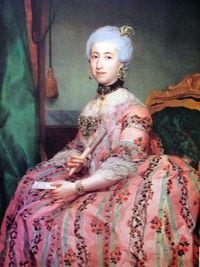 Grand Ladies of the Reign of Louis XV - 1715 - 1774 | Grand Ladies | gogm