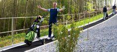 Zauberteppich für Golfanlagen