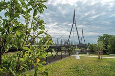 landarchs.com - The Lahnaue Framework Plan revitalizes a dead riverscape - Landscape Architects Network