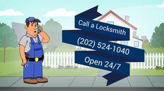 Locksmith DC - (202) 524-1040 - D&A 24/7 Locksmiths
