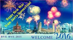 Welcome 2016!!