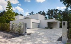 5 x Exclusieve moderne villa - The Art of Living (BE) Villa Pool, Modern Villa Design, Art Of Living, House Front, Minimalist Home, Midcentury Modern, My Dream Home, House Design, Outdoor Decor