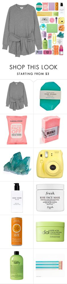 """""""COMMENT FOR A SPECIAL// RTD"""" by leslieelisabeth ❤ liked on Polyvore featuring Kenzie, Monki, Formula 10.0.6, Arcane Bunny Society, Fujifilm, Bobbi Brown Cosmetics, Fresh, Rodial, MAC Cosmetics and philosophy"""