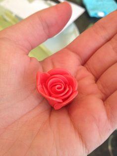 How to Make an Icing/ Sugar Craft Rose
