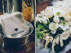 http://www.amyandstuart.com/ #mariage #wedding #vert #indus #urban #decor