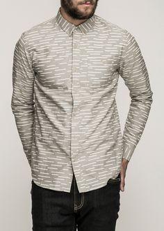 Ally Shirt - Grey Cypher