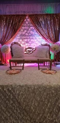 Sequin backdrop draping for photo booths. Wedding backdrop draping set up and decorations on a budget. Sweet 16 and quinceanera party photo booth backdrop ideas. Flower wall decorations for weddings and birthday parties using CV Linens backdrop drape panels and flower wall panels. Decorations done by Victorious Decor LLC. #backdrop #backdropideas #backdropdecorations #backdropforparties #backdropwedding #flowerwall #flowerwallbackdrop Sequin Backdrop, Flower Wall Backdrop, Backdrop Ideas, Backdrop Decorations, Photo Booth Backdrop, Booth Ideas, Outdoor Wedding Backdrops, Wedding Reception Backdrop, Photo Booth Design