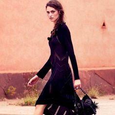 11 Black Summer Looks From Gioia Magazine