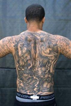 49ers Quarterback Colin Kaepernick Ink