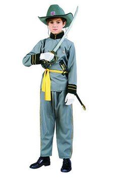 CW Boy costume
