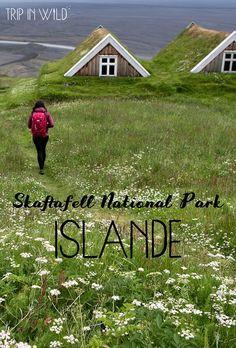 Road-trip en Islande : randonner dans le parc national de Skaftafell
