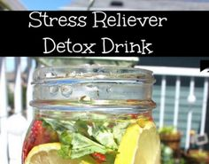 Best Stress And Detox Drink Recipes You Will Love | The WHOot