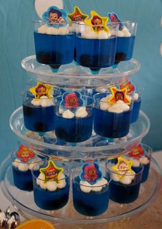 Ariel's Beach Day Bubble Guppies Birthday! | CatchMyParty.com