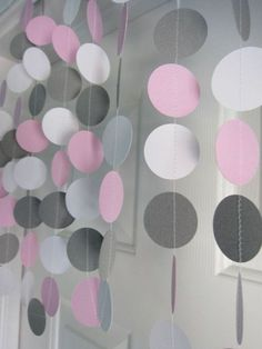 new years eve party paper garlands (2)