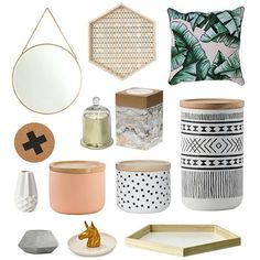 Love mixing and matching beautiful things -- they don't need to match be of the same materials or colours... they just need to be things you love and your style will shine through. #homeware #inspo #decor #beautifulthings #forkeepsstore