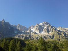 Val Ferret- Valle d'Aosta
