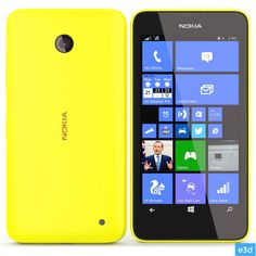 Nokia Lumia 635 for Element 3D by store.cgduck.pro