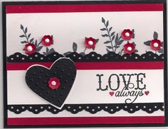 Valentine 2014 #2 by bmbfield - Cards and Paper Crafts at Splitcoaststampers